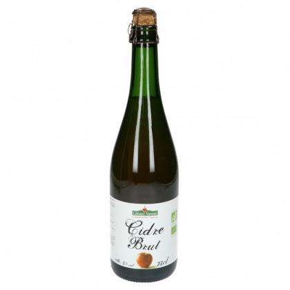 Cidre Brut bio - 75cL