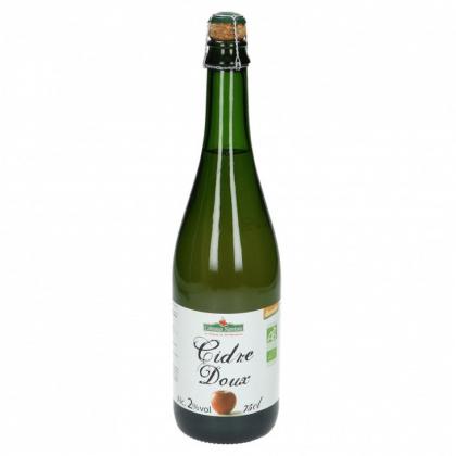 Cidre Doux bio - 75cL
