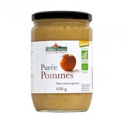 Purée de pommes Demeter - 630g