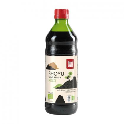 Shoyu - Sauce soja medium - 500mL