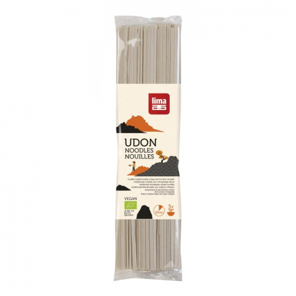 Nouilles Udon - Froment complet - 250g