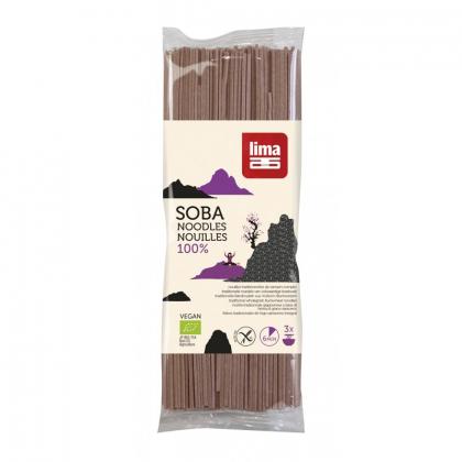 Nouilles Soba - Sarrasin - 200g