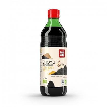 Shoyu - Sauce soja pauvre en sel - 500mL