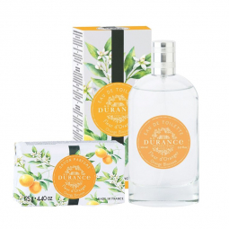 Duo Fleur d'oranger - Eau de toilette et savon