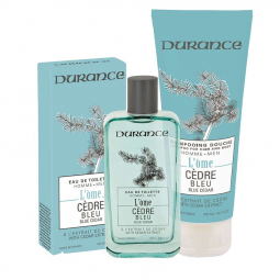 Duo l'Ôme Cèdre bleu - Eau de toilette et shampoing