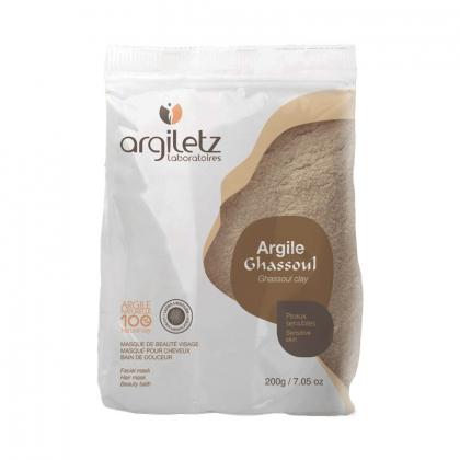 Argile Ghassoul ultra ventilée - Vrac 200g - ARGILETZ