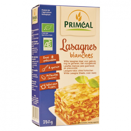 Lasagnes blanches - 250g