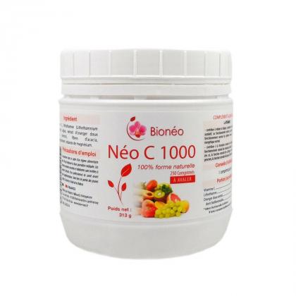 Vitamine C 1000 - 250 comprimés
