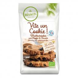 Vite un cookie ! - Préparation pour cookies multicéréales - 300g Bisson