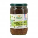 Lentilles vertes au naturel - 720mL