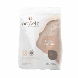 Argile blanche ultra ventilée - Vrac 200g ARGILETZ