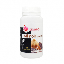Ail noir concentré - 90 gélules végétales Bionéo