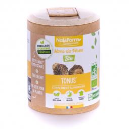 Maca du Pérou bio - Tonus - 200 gélules végétales Nat&Form