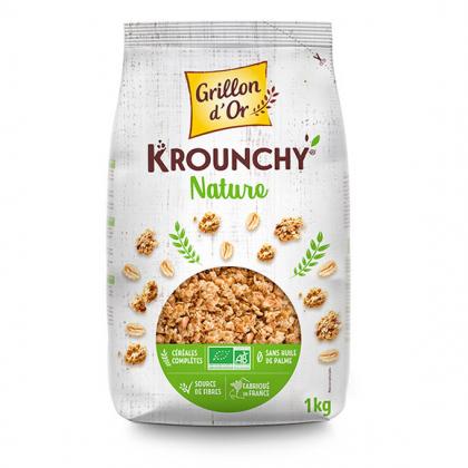 Krounchy nature - 1kg Grillon d'Or