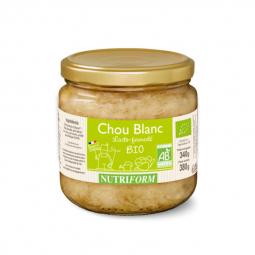 Choux blanc bio lacto-fermenté - 380g Nutriform