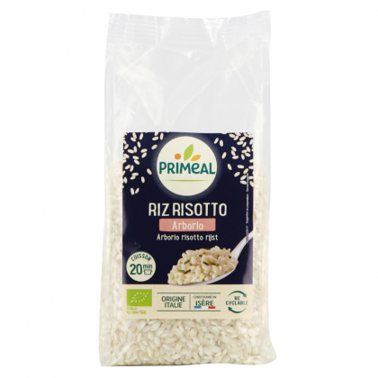 Riz Arborio blanc spécial risotto - 500g