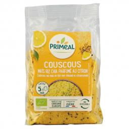 Couscous maïs, riz et chia au citron - 300g