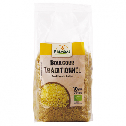 Boulgour Traditionnel - 500g