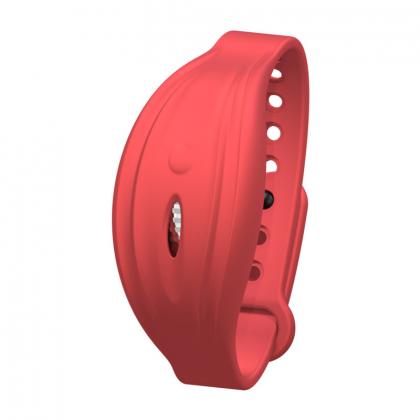 Bracelet anti-moustiques à ultrasons - Rouge Ultrasound