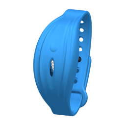 Bracelet anti-moustiques à ultrasons - Bleu Ultrasound