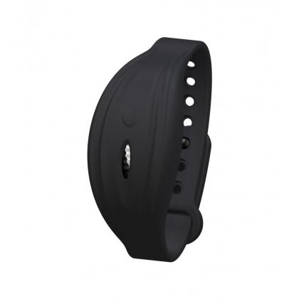 Bracelet anti-moustiques à ultrasons - Noir Ultrasound