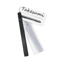 Charbon de bambou bâtonnet - Takesumi