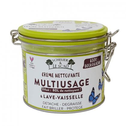 Crème nettoyante multiusage - 500g Qilav'Tout Scheuer & le Scao