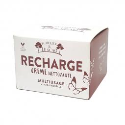 Recharge crème nettoyante - 500g