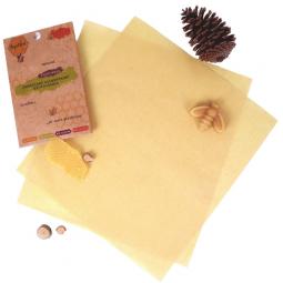 Apifilm - Emballage réutilisableL - Lot de 2