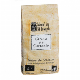 Farine de sarrasin bio - 1kg Moulin St Joseph