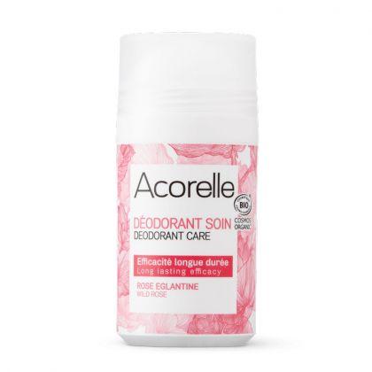 Déodorant roll-on rose églantine - 50ml