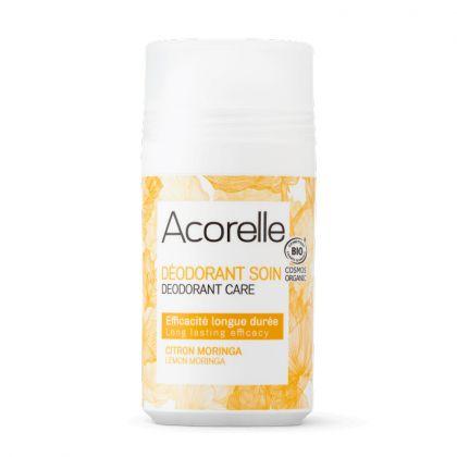 Déodorant roll-on citron moringa - 50ml