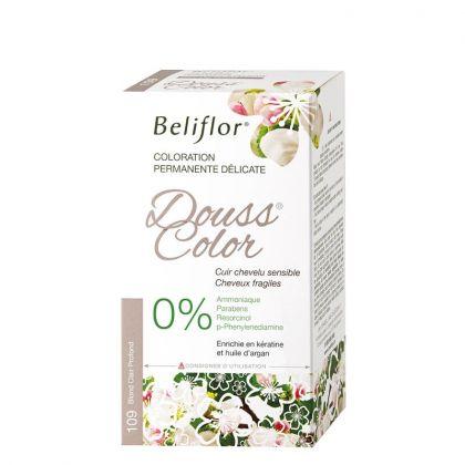 Coloration Délicate DoussColor® Blond Clair Profond 109 BELIFLOR