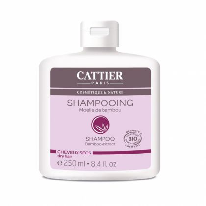 Shampoing moëlle de bambou cheveux secs - 250mL