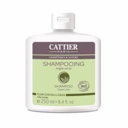 Shampoing argile verte cheveux gras - 250mL