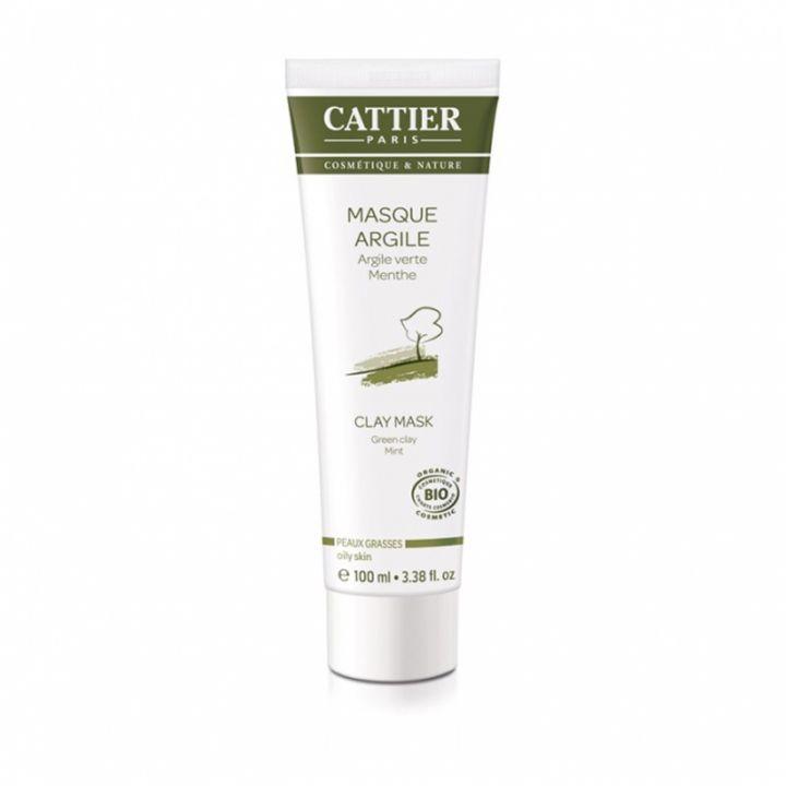 Masque argile verte peaux grasses - 100ml