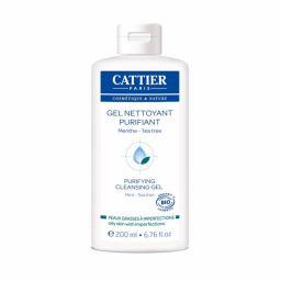Gel nettoyant purifiant spécial peaux grasses - 200ml