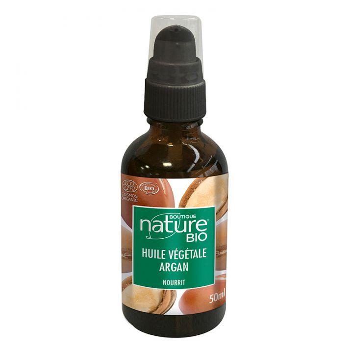 Huile végétale argan - 50ml