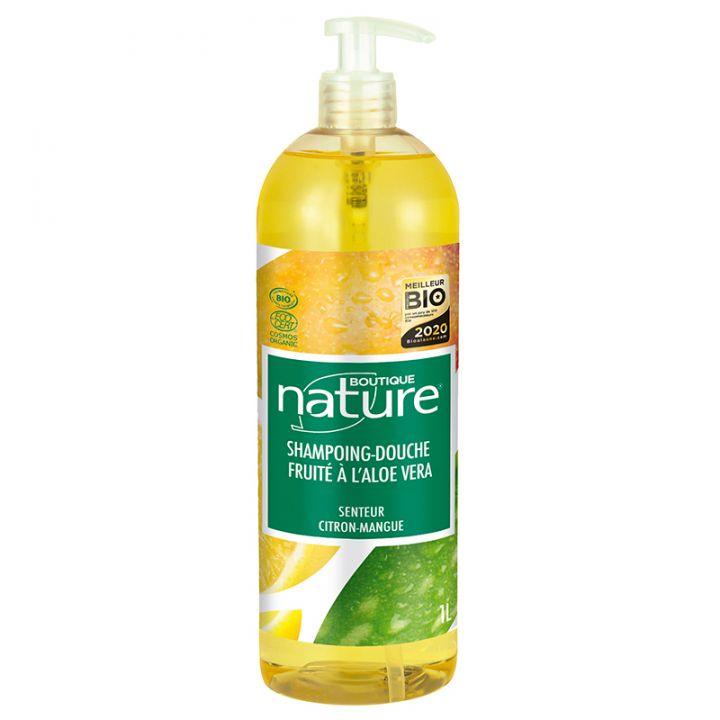 Shampoing douche fruité - 1L