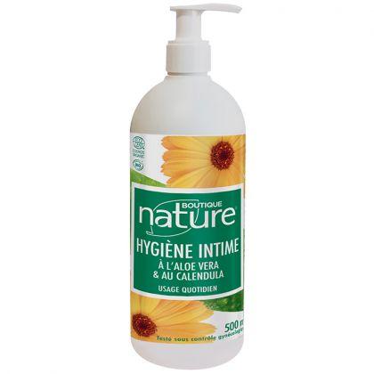 Hygiène intime Aloe Vera & calendula - 500mL