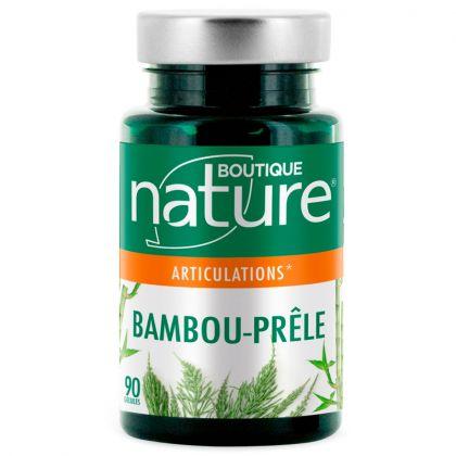 Bambou et Prêle 90 Gélules BOUTIQUE NATURE