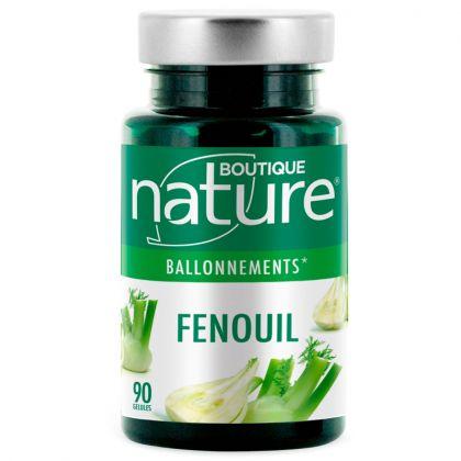 Fenouil 90 Gélules BOUTIQUE NATURE