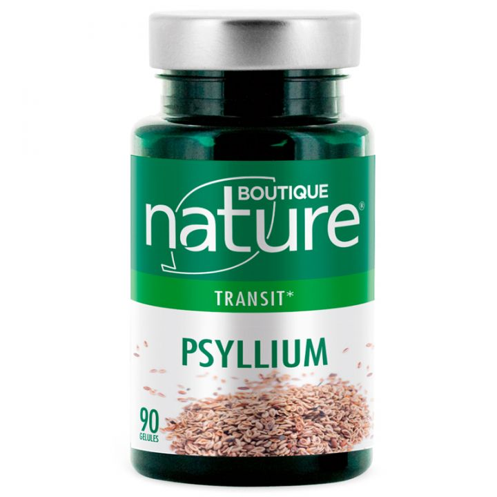 Psyllium - Transit intestinal - 90 gélules