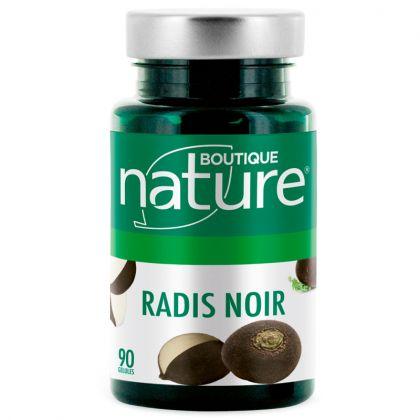 Radis Noir 90 Gélules BOUTIQUE NATURE
