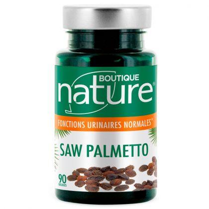 Saw Palmetto 90 Gélules BOUTIQUE NATURE