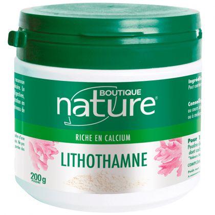 Lithothamne - Aide à la digestion - Poudre 200g
