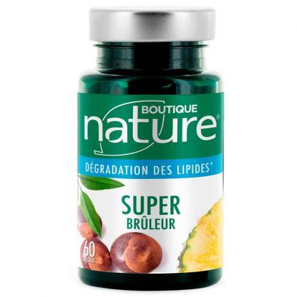 Super Brûleur 60 Gélules BOUTIQUE NATURE
