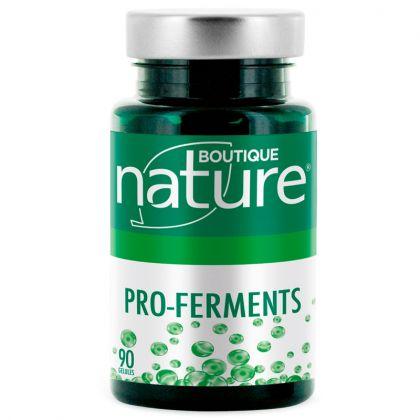 Pro-ferments 90 Gélules BOUTIQUE NATURE
