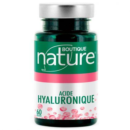 Acide Hyaluronique 60 Gélules BOUTIQUE NATURE