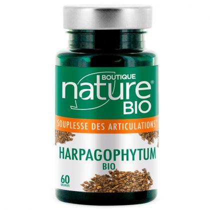 Harpagophytum Bio 60 ou 180 Gélules BOUTIQUE NATURE
